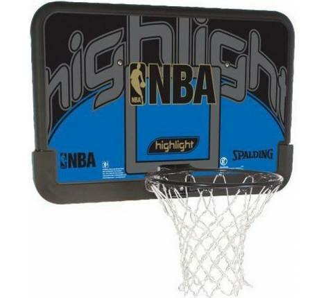 "Баскетбольный щит Spalding NBA Highlight 44"" Composite 80453CN"